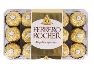 秒杀价¥62.9元降价!Ferrero 费列罗金莎巧克力 30粒装 375g (意大利进口)