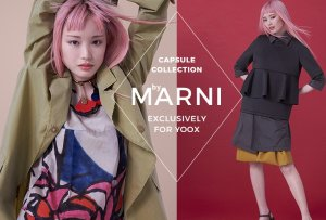 From $267 Capsule Collection by Marni, only @ Yoox
