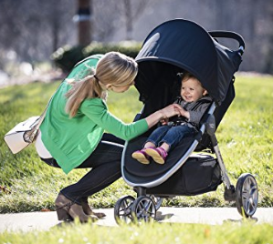 Britax 2016 B-Agile 3 Stroller, Black @ Amazon
