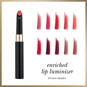 enriched lip luminizer