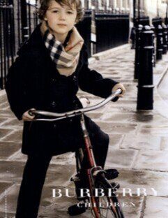 Up to 45% OFF Burberry Kids @ Saks Off 5th