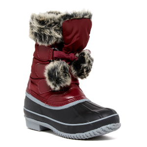 Arctic Plunge | Fuzzy Faux Fur Lined Boot | HauteLook