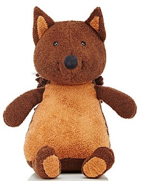 JELLYCAT Medium Noodle Squirrel