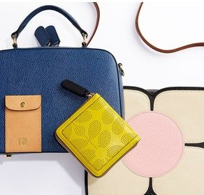 Up to 42% Off Orla Kiely Handbags @ Hautelook