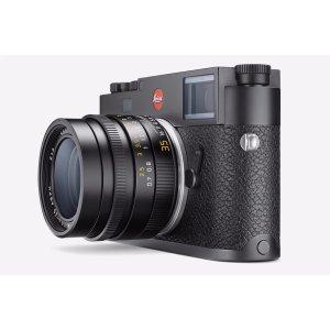 预售价$6595无税包邮新品上市:Leica 徕卡 M10 数码旁轴相机   (银色 黑色可选)