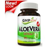 GMPVitas Pure Aloe Vera-Best Digestive Health Supplement with Aloe Vera Extract