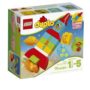 LEGO DUPLO My First Rocket 10815