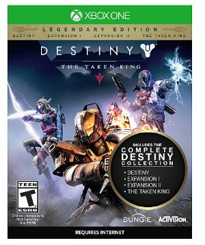 Destiny: The Taken King Legendary Edition (Xbox One or PS4)