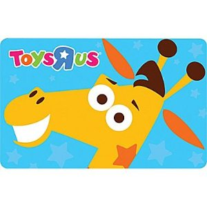20% off Toys R Us Gift Card