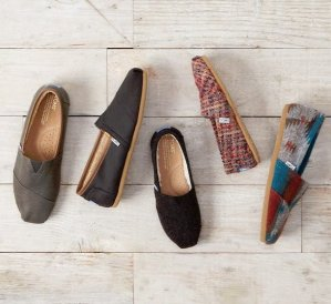 Up to 70% Off TOMS Shoes @ Hautelook
