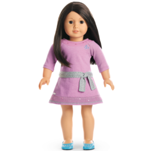 Truly Me Doll: Light Skin, Black-Brown Hair, Brown Eyes | Truly Me | American Girl