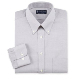 Stafford Easy Care Oxford Dress Shirt