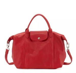 $50 Off $200 Longchamp Tote Hangbags @ Neiman Marcus