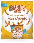 $6.93 Beanitos Mac n' Cheese Baked Crunch Snack, 1 Ounce (6 Count)