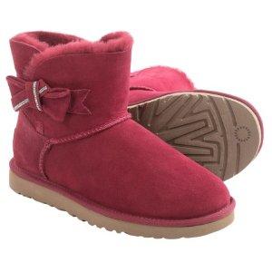 Jackee Sheepskin Boots
