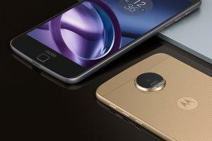 $449.99(原价$699.99)Moto Z 4G LTE 64GB 模块化 解锁版 智能手机