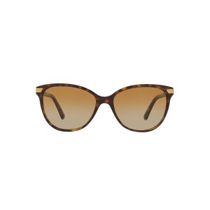 Burberry BE4216 57 Brown & Tortoise Polarized Sunglasses