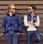 Up to 25% Off Canada Goose Men Clothes Sale @ Bloomingdales