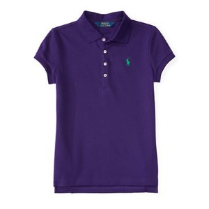 Stretch Cotton Polo Shirt - Short Sleeve � Polo Shirts - RalphLauren.com