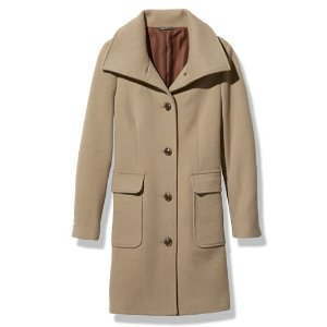 Women's Signature Southport Wool Coat | Now on sale at L.L.Bean