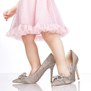 Up to $175 Off Jimmy Choo Shoes Purchase @ Saks Fifth Avenue