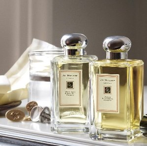 a deluxe sample of the Peony & Blush Suede Spray Colognewith Any Order @ Jo Malone London