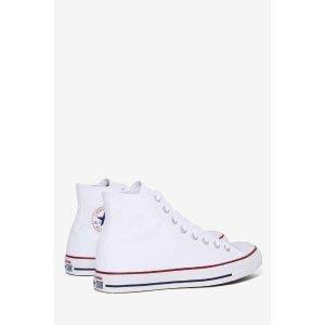 Converse Chuck Taylor All Star High-Top Sneaker - White