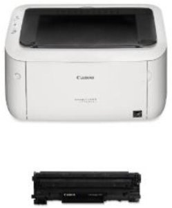 $99.99 Canon imageCLASS LBP6030w Printer and Canon Black Toner Bundle