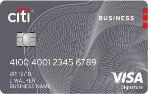Go Big with Cash Back RewardsCostco Anywhere Visa® Business Card by Citi