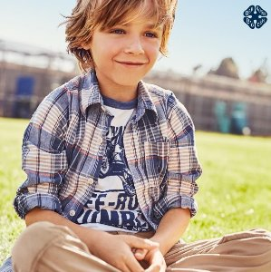 Extra 40% Off Clearance New Markdowns Just Taken! @OshKosh BGosh