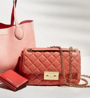 From 137.76 MICHAEL MICHAEL KORS  Sloan Large Quilted-Leather Shoulder Bag @ Michael Kors Dealmoon Singles Day Exclusive