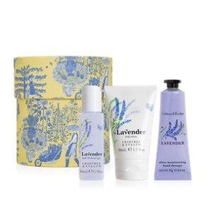 Lavender Hatbox Gift Set