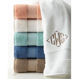 SFERRA Rima Towels