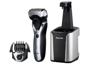 Panasonic ES-RT97-S Arc3 Electric Razor, Men's 3-Blade Cordless with Wet/Dry Convenience