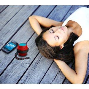 Philips Flex BT2000 Wireless Portable Speaker (Red)