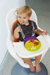 $189 Boon Adjustable High Chair & Seat Liner