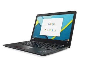 Lenovo ThinkPad 13 Chromebook - Celeron 3855U, 4GB RAM, 16GB eMMC, Chrome