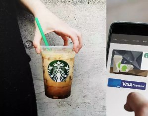 Receive $10 eGift When You Load $10 Or More To The Starbucks App With Visa Checkout