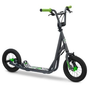 Amazon.com: Mongoose Kid's Air Tire Scooter, Grey: Sports & Outdoors