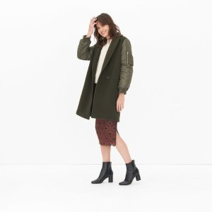 Lazarus Coat - New Arrivals - Sandro-paris.com