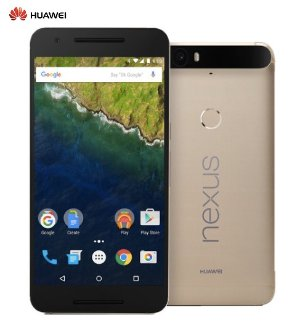 Lowest Ever! 399.99! Huawei Google Nexus 6P H1511 64GB Unlocked Smartphone + Xuma Screen Protector Kit for Nexus 6P (2-Pack)+B&H Photo Video $50 Gift Card