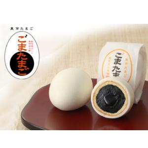 Tokyo Sesame Egg Cakes