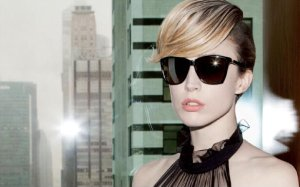 $110 for Yves St Laurent Sunglasses + Free Shipping @ Luxomo