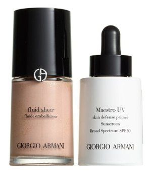 $85 ($126 Value) Giorgio Armani Makeup Duo
