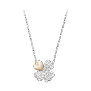 Better Clover Necklace - Jewelry - Swarovski Online Shop
