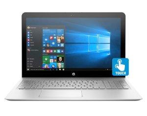 HP ENVY Laptop -15t touch i7-7500U 256SSD 8GB