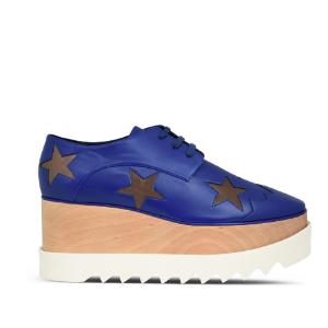 Cobalt Elyse Star Shoes - Stella Mccartney