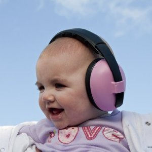 Baby Banz Infant Hearing Protection Earmuff, 0-2 YEARS