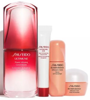 $67( Value $132.75)Shiseido Limited Edition Powered Infused Lift Set @ Neiman Marcus