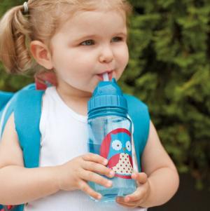 $6.99 Skip Hop Zoo Straw Bottle